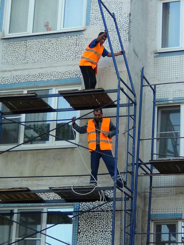 когда делают капитальный ремонт многоквартирного дома